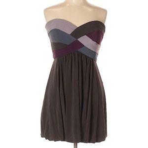 NWOT BCBGMaxAzria strapless dress